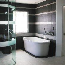 Modern Bathroom Malibu CA