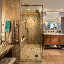 Master Shower Remodeling