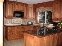 kitchen back splash install
